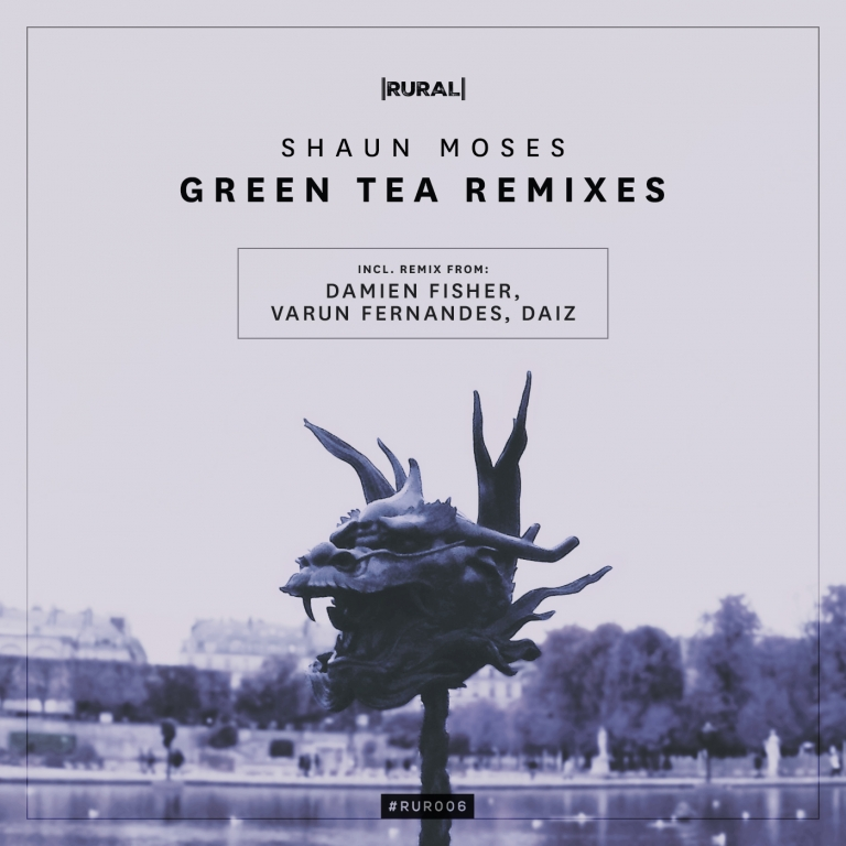 Green Tea Remixes EP by Shaun Moses